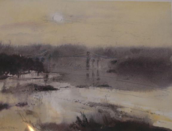 William Selwyn - Limited Edition Prints - Oriel Tegfryn