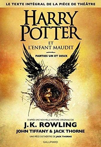Harry Potter 8  : Harry Potter et lenfant maudit