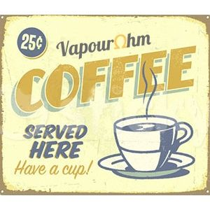 Caffeine free! VapourOhm Coffee tastes smooth and silky, just the ticket for a great start to the day.  Our 65PG/35VG blend is the perfect choice for those who prefer a smoother vape.   Available in 6mg, 12mg , 18mg and 24mg.