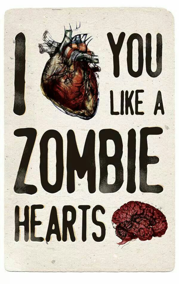 describes all of who love zombies or aka the walkinh dead or any kind of zombie movie or reference out there