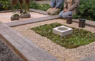japanska trädgårdar -bild 1