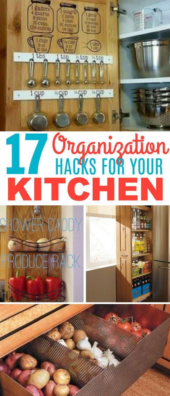 Kitchen Cabinet Organization 17 Hacks To Start Organizing