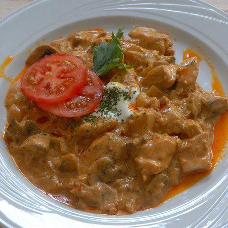 Egy finom Bakonyi csirkeragu ebédre vagy vacsorára? Bakonyi csirkeragu Receptek…
