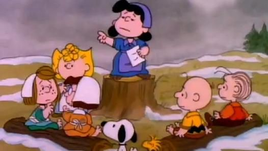 The three older kids watched this today. Good for homeschool to This Is America Charlie Brown: The Mayflower Voyagers