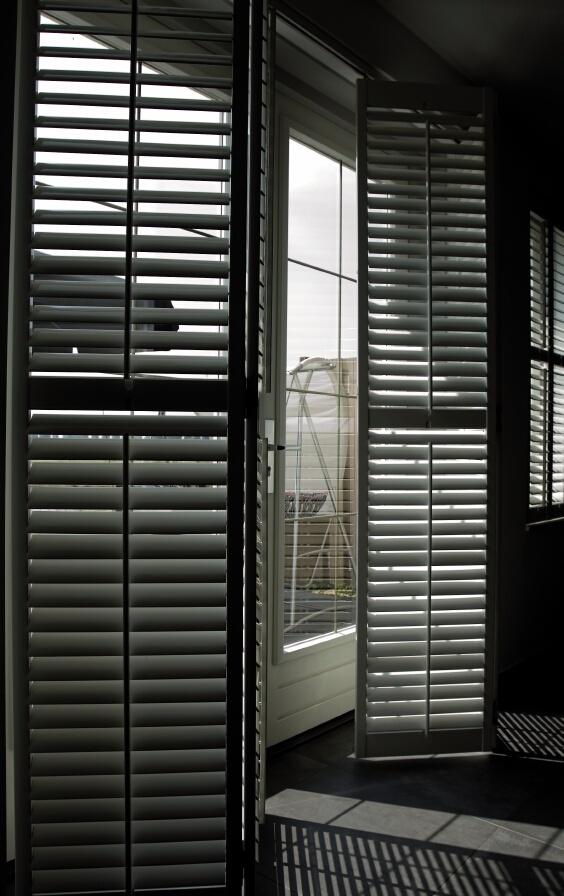 Shutters: van klassiek tot modern, shutters passen in elk interieur.