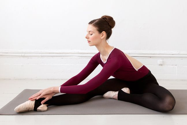 Quest for a Ballet Body: The Ballet Stretches #stretch