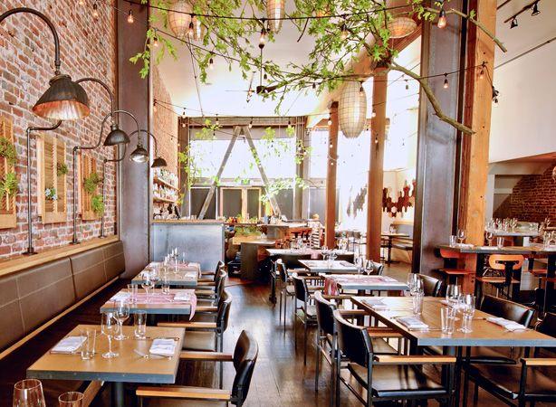 The Best New Restaurants 2012 San Francisco Restaurants Restaurants And San Francisco