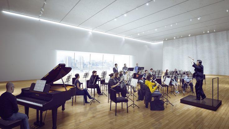 Chinese Philharmonic Hall
