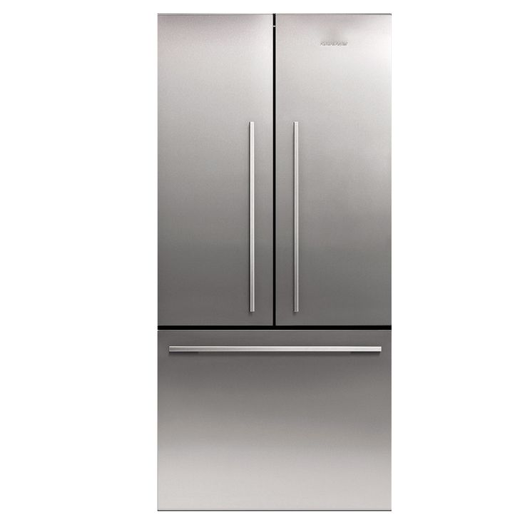 Fisher & Paykel 519L ActiveSmart French Door Stainless Steel Fridge… RF522ADX5   1715 x 790 (w) x 695 depth