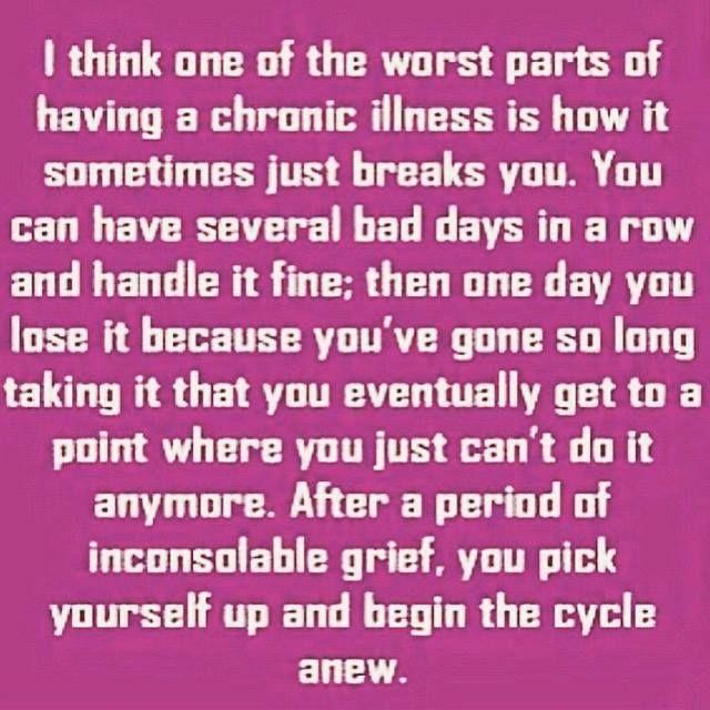 b919e63b9f1fccc1793fa06cdcdc3a5d fibromyalgia pain endometriosis best 25 invisible illness ideas on pinterest chronic illness,Chronic Illness Meme Unhelpful Advice