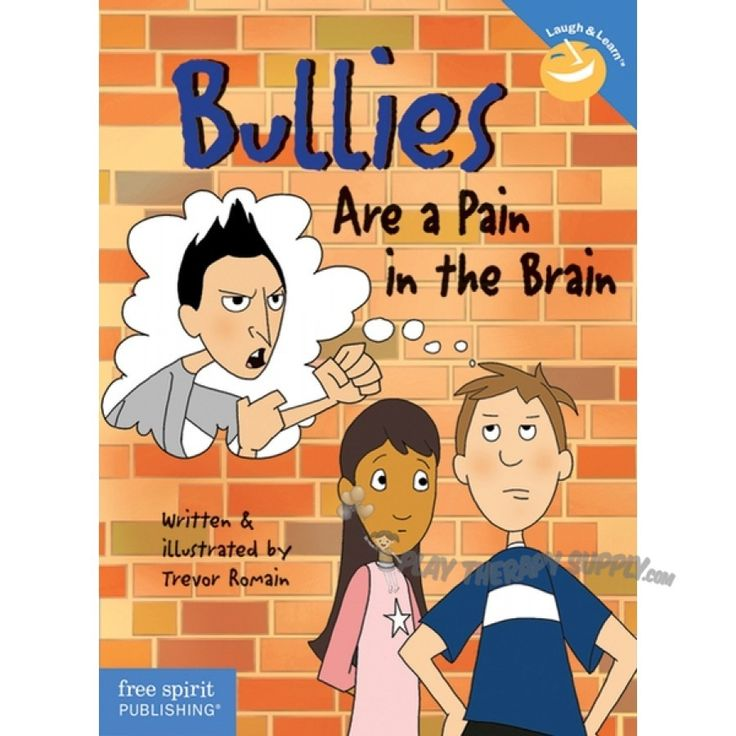 "Respect:  This book blends humour with serious, practical suggestions for coping with bullies.  Trevor Romain reassures kids that they're not alone & it's not their fault if a bully picks on them. He describes how to become ""Bully-Proof,"" stop bullies from hurting others, & get help in dangerous situations.   If bullies happen to read this book, they'll find ideas they can use to get along with others and feel good about themselves without making other people miserable."