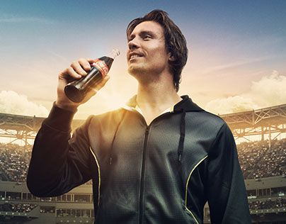 """Check out new work on my @Behance portfolio: """"Coca Cola Norway"""" http://on.be.net/1iyrryU"""
