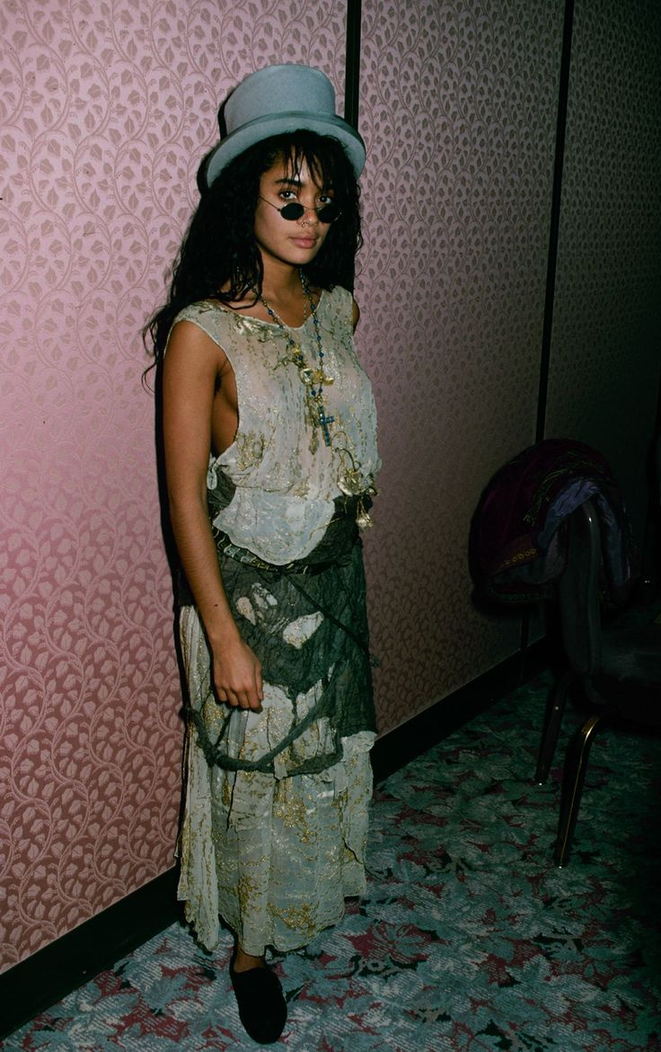 We unpack the inimitable style of bohemian goddess Lisa Bonet, timelessly cool on her 48th birthday.