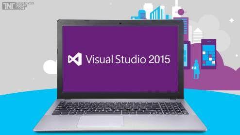 Microsoft Visual Studio 2015 With Serial keys Free Download
