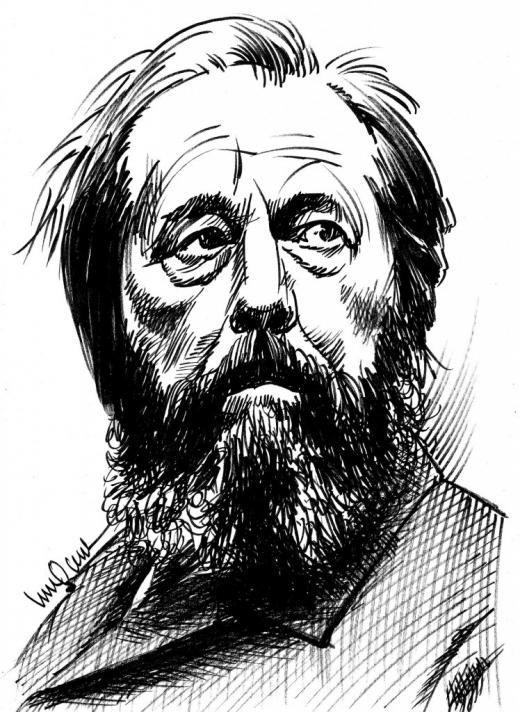 Biographie, bibliographie, lecteurs et citations de Alexandre Soljenitsyne. Alexandre Issaïevitch Soljénitsyne est un romancier et dissident  russe.  Après une enfance heureu..