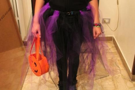 TUTORIAL GONNA IN TULLE