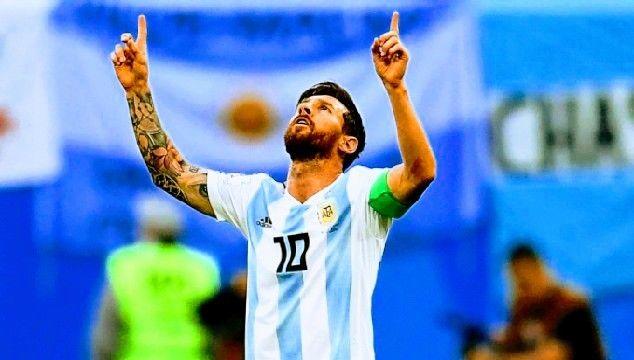 ميسي يقود الأرجنتين إلى فوز دراماتكي على منتخب بوليفيا لينهي عقدة لاباز Football Peace Gesture