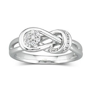 Knot Ring- the most tasteful Knot Ring I have seen.