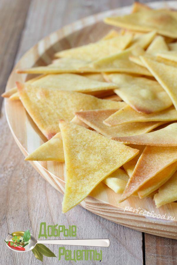 Как приготовить начос — кукурузные чипсы. Видео-рецепт