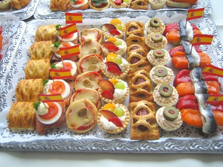 Finger Food Catering Recipes