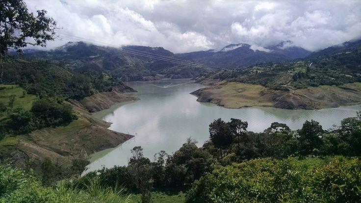 Embalse del Guavio, Gachalá, Cundinamarca