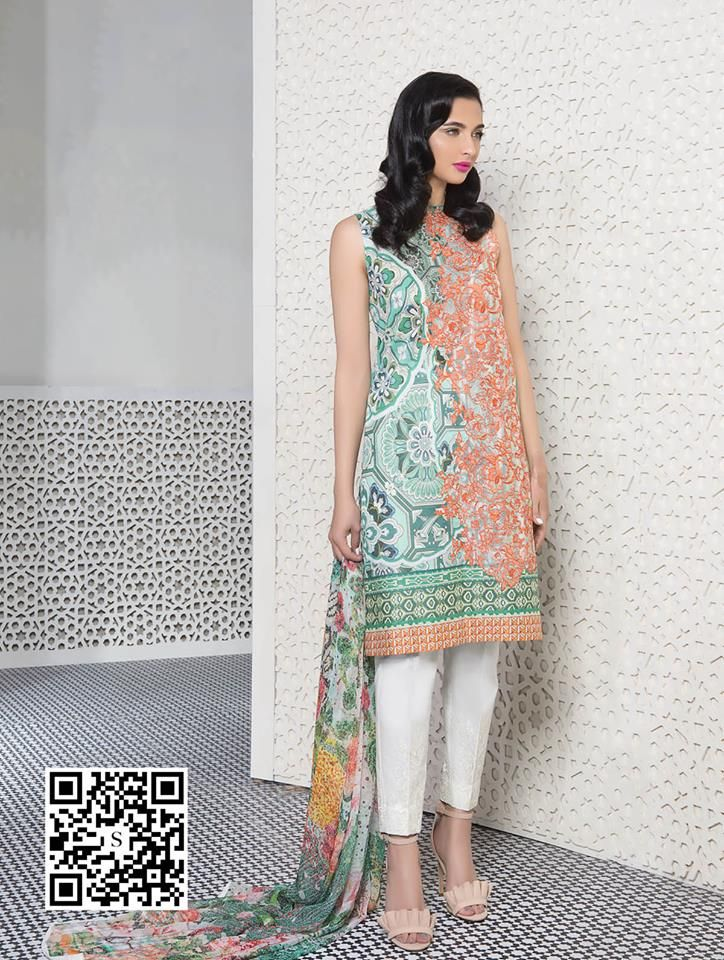 932d4d00dc First Look Sapphire Spring Lawn Collection 2018 | 1000 Ideas Of ...