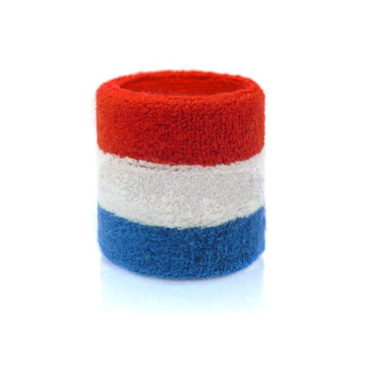 Zweetband Multi-Colour | Zweetbandjes borduren | Promofit.nl