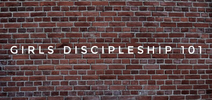 I remember the first girls discipleship group I ever led. Talk about feeling lost! I didn't feel qualified. The lesson felt forced. I didn't particularly like the curriculum and there seemed to be …