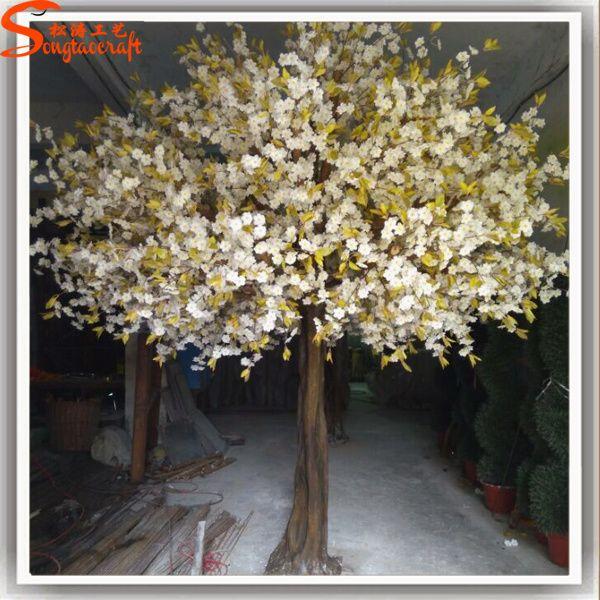 Best Sale Decoration Wedding Artificial Cherry Blossom Tree In 2020 Artificial Cherry Blossom Tree Cherry Blossom Tree Sale Decoration
