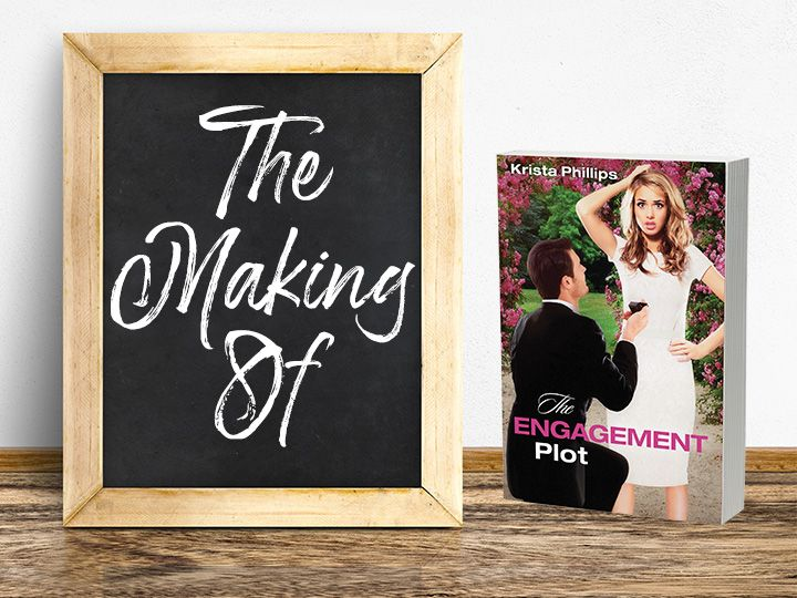 The Engagement Plot - The making of and an excerpt
