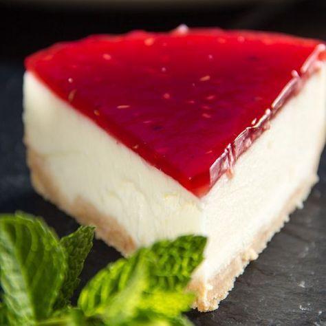 tarta de queso philadelphia cuajada receta facil