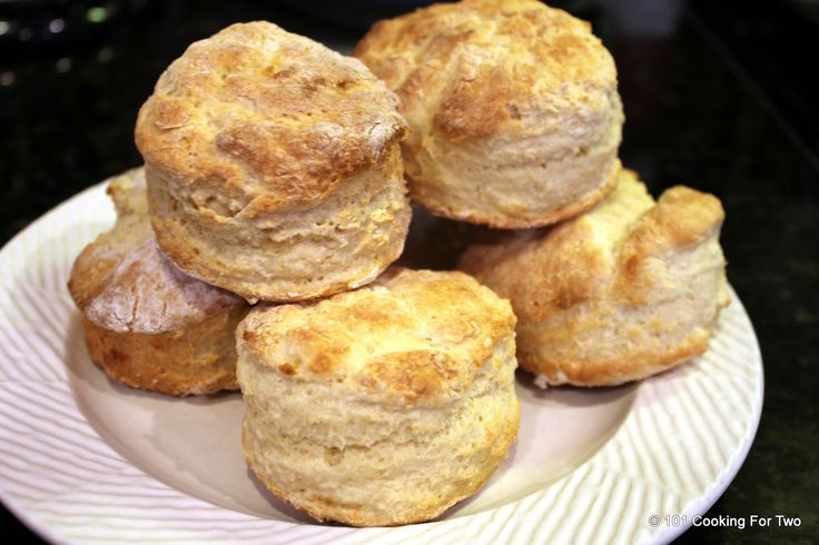 101 Cooking For Two - Everyday Recipes for Two: Zero Fat Biscuits