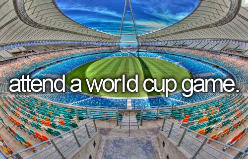 That right there would be THE BEST DAY OF MY LIFE PERIOD. I dont even care if we won just BEING THERE would be overwelming!!! Omg pllllz :00000