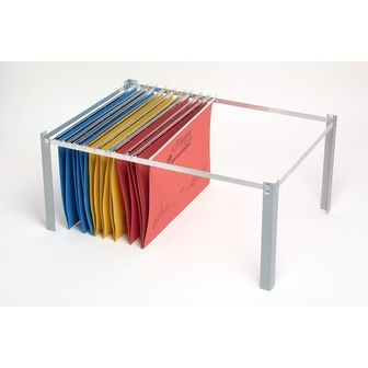 8 Piece filing frame.Converts your drawer to accept suspension files.Suitable for foolscap suspension files.Measurement: 550(L) x 390(W) x 240(H)mm.