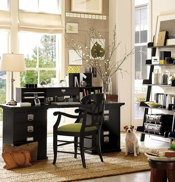 office design ideas for home. living room incredible home office design idea with black desk white lamp chair light green seat cushion open shelves and ideas for s