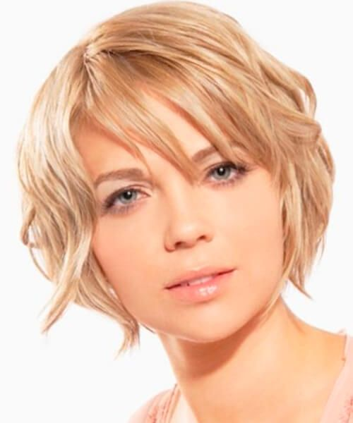 short haircuts for square faces and fine hair 1000 ideas about thick hair on thicker 6074 | b91a6ab415d427341e5347eb26f1630d
