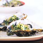 Gegrilde oesters