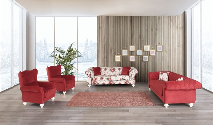 #Home #HomeDecor #Decor #Decoration #House #Red #Sofa #Furniture #Mobilya #Koltuk #Kırmızı #Ev #Dekorasyon #Dekor #Tasarım #Renk http://www.benimevim.com.tr/U2150,89,villa-koltuk-takimi.htm