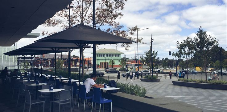 https://flic.kr/p/E9tP1h | Realm - Ringwood Town Square (library)