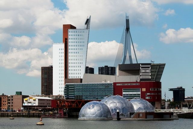 17 best images about architectuur in rotterdam on