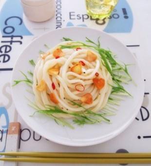 3分半でできあがり! | うどんレシピ | テーブルマーク株式会社