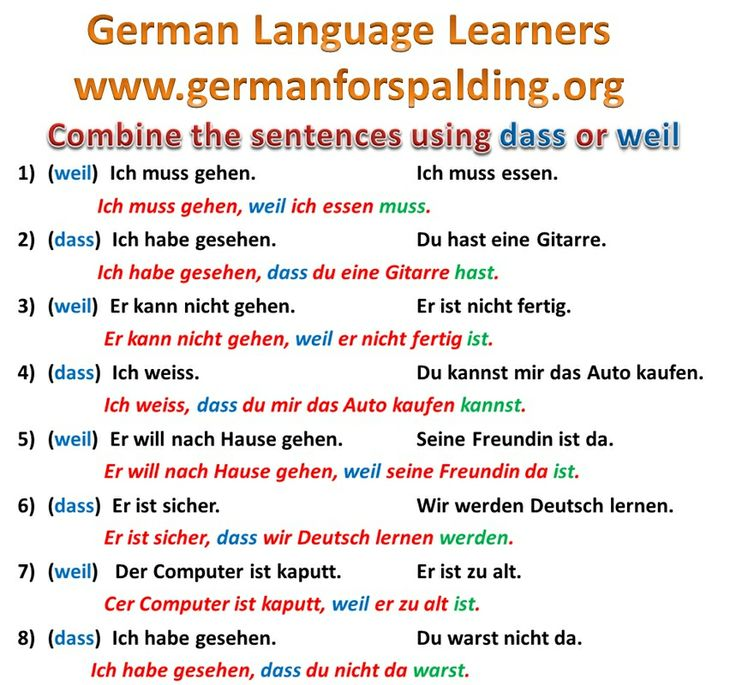 Adjektive deklination  Foreign Languages  Pinterest