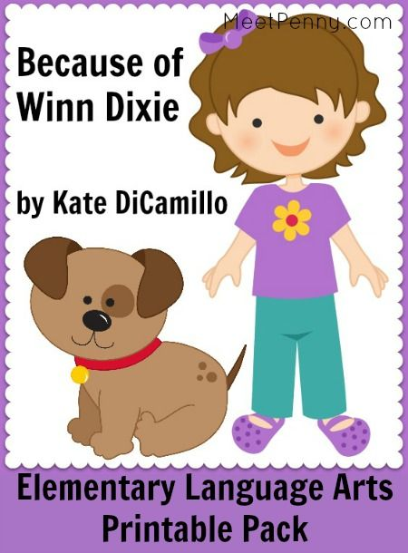 Because of Winn Dixie Elementary