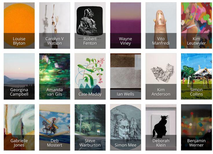 Gallery shop page