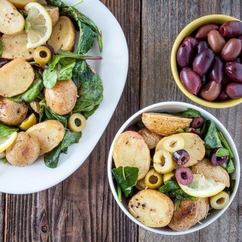 Vegan Summer Potluck Recipes HealthyAperture.com –