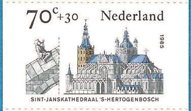 1985 , st.Janskathedraal