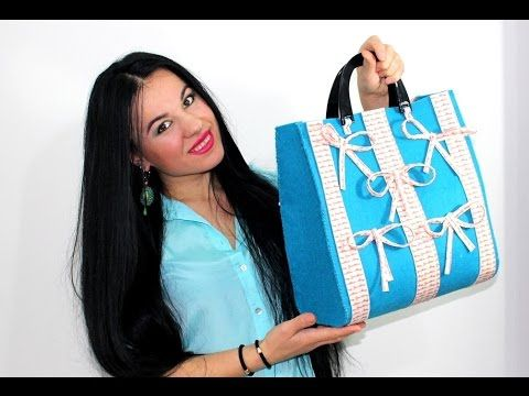 TUTORIAL DIY:How to make a bag handmade/Come fare una Borsa Fatta a Mano