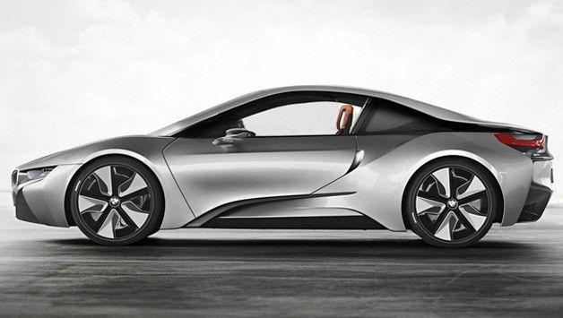 BMW i8. Wishlist.