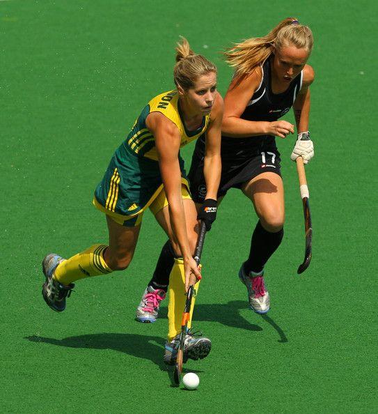 Ashleigh Nelson - Hockey - Australia.