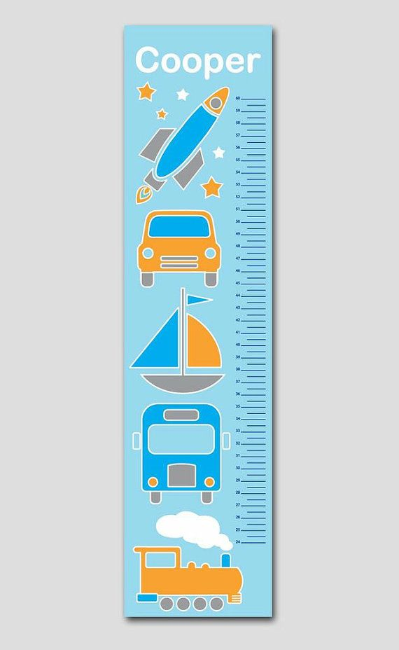 208 best arte pintura metro images on pinterest cross for Growth chart for kids room